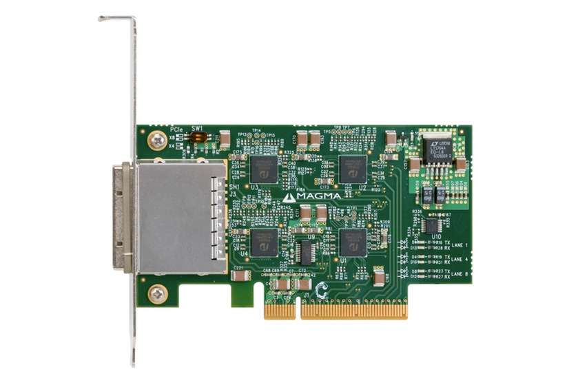 PCIe (x8) Gen 1 Host Card for Desktop [01-04978-01]